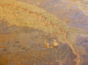 Italy/Map Painting