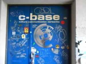 c-base door
