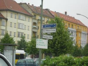 Random Corner in Berlin